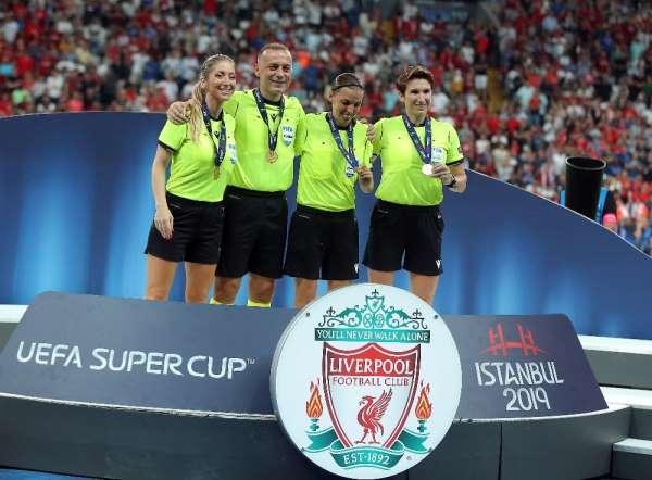 Liverpool kupasını aldı