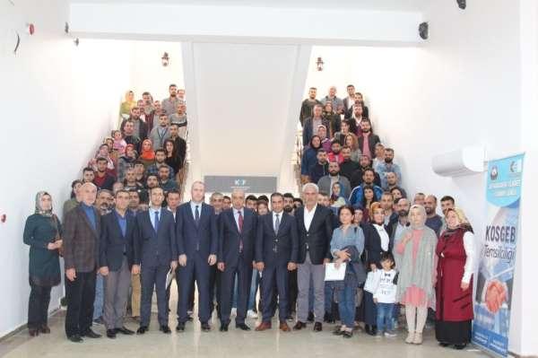 DTSO'dan 540 kişiye uygulamalı girişimcilik eğitimi