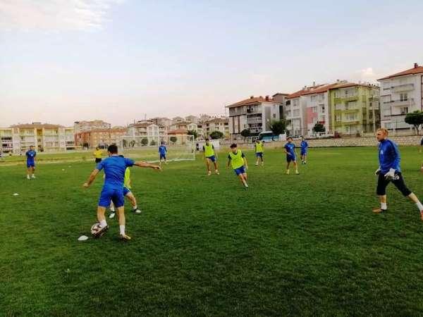 Belediye Kütahyaspor yeni sezon hazırlıklarına devam ediyor