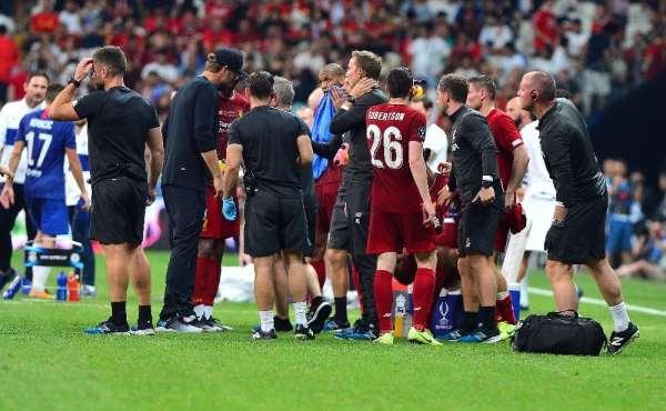 UEFA Süper Kupa: Liverpool: 2 - Chelsea: 2 (Uzatmalar sonucu)