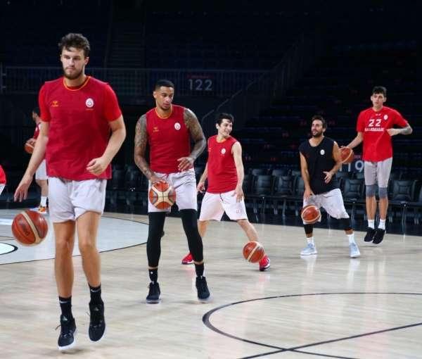 Galatasaray Erkek Basketbol Takımı sezonu açtı