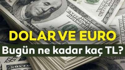 Dolar bugün ne kadar, euro kaç TL? 15 Ağustos 2020 güncel döviz kurları