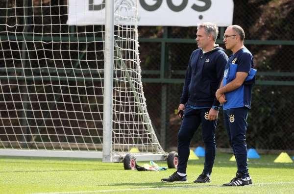 Fenerbahçe Alanyaspor hazırlıklarını tamamladı
