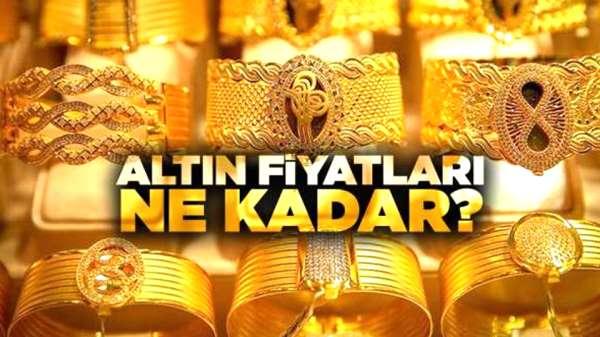 Samsun'da altın fiyatları ne kadar 15 Eylül Pazar güncel altın fiyatları