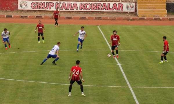 TFF 2. Lig: Van Spor FK: 3 - Kardemir Karabükspor: 0
