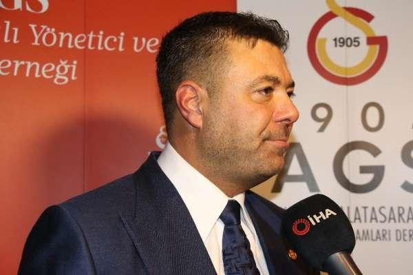 Ankara Galatasaraylı Yönetici ve İşadamları Derneğinden 'Yeni Yıla Merhaba' etki