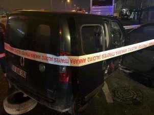 Başkent'te kaza: 1 ağır yaralı