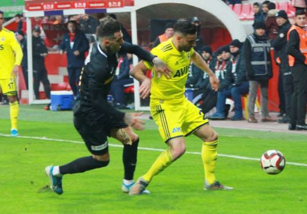 Kayserispor Fenerbahçe'ye kaybetmiyor