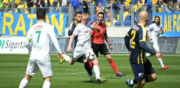 Konyaspor'da 2 futbolcu forma giyemeyecek