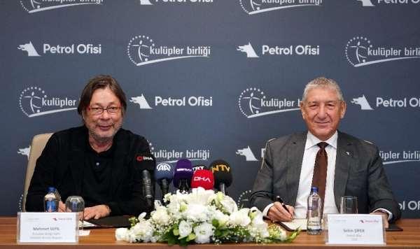 Kulüpler Birliği ile Petrol Ofisi, Sosyallig için iş birliği anlaşması imzaladı