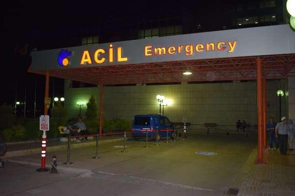 Malatya'da trafik kazası: 2 ağır yaralı