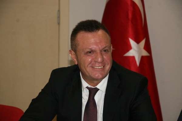 """(Özel haber) Denizlispor Başkanı Ali Çetin: """"Bir transfer daha yapacağız"""""""
