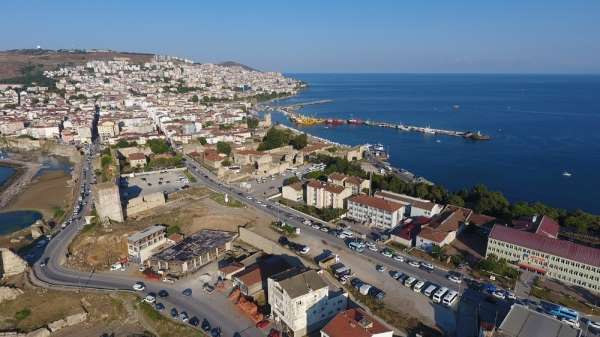 Sinop'un müzelerine 311 bin ziyaret