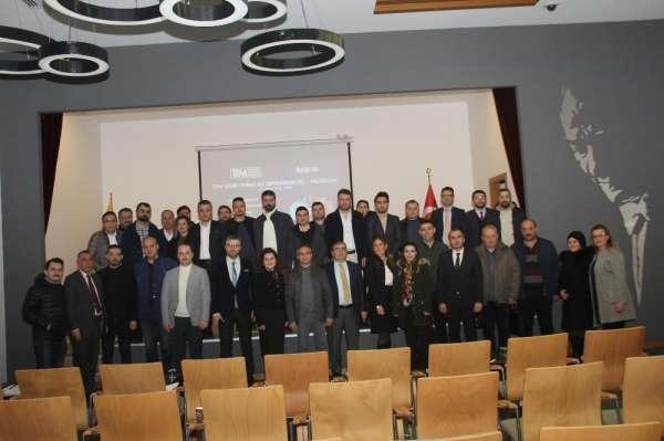 TİM ihracat seferberliği eğitimi Trabzon'da yapıldı