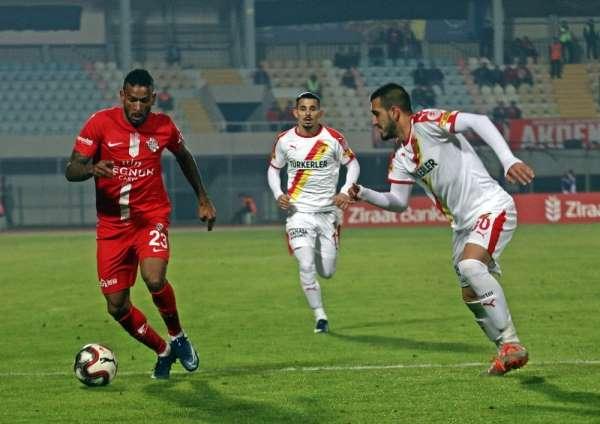 Ziraat Türkiye Kupası: Antalyaspor: 4 - Göztepe: 3 (Maç sonucu)