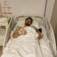 Duhan Aksu ameliyat edildi
