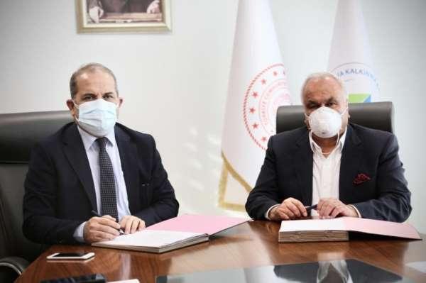 Ekolojik Kamping Projesinde imzalar atıldı