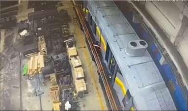 Rusya'da tamiri devam eden tren vagonunda patlama: 1 ölü