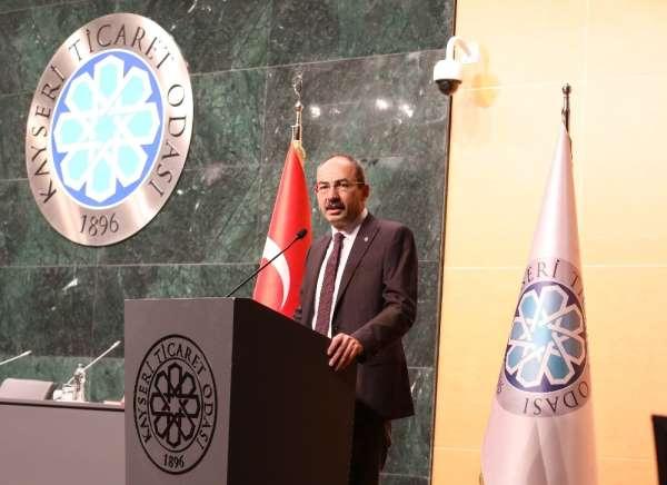 KTO Başkanı Gülsoy: 'Terörle mücadelede güvenlik güçlerimizin yanındayız'