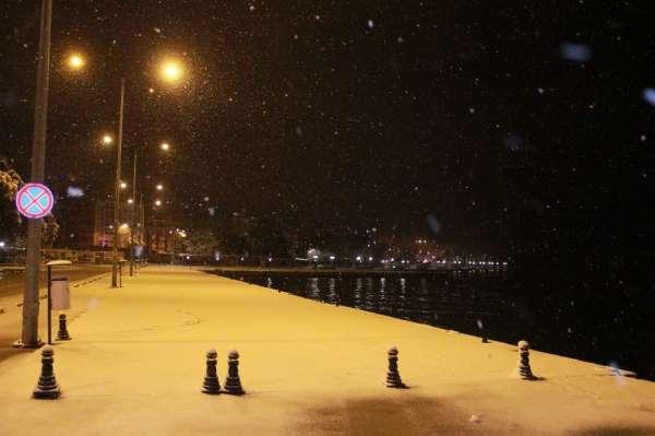 Sinop'un kar güzelliği