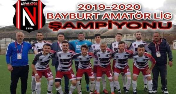 Arpalıspor BAL Ligine çıktı