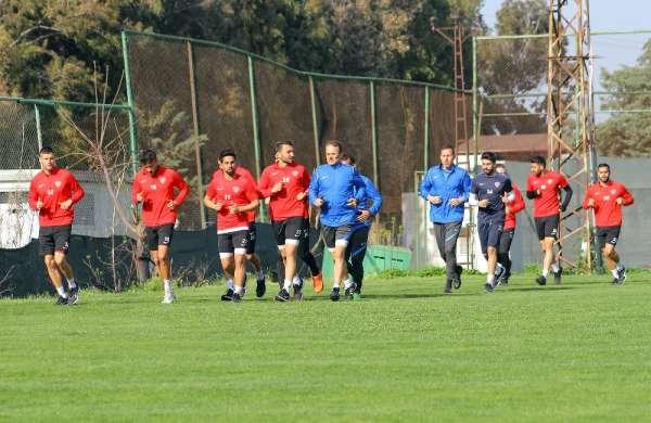 Hatayspor, İstanbulspor maçının hazırlıklarına başladı