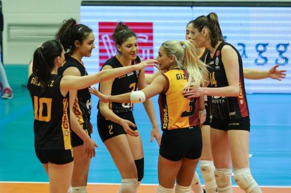 2021 CEV Kupası: Saugella Monza: 3 - Galatasaray: 0
