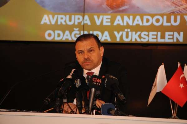 Ataşehir Modern projesiyle Hazineye 1.2 milyar lira aktarılacak