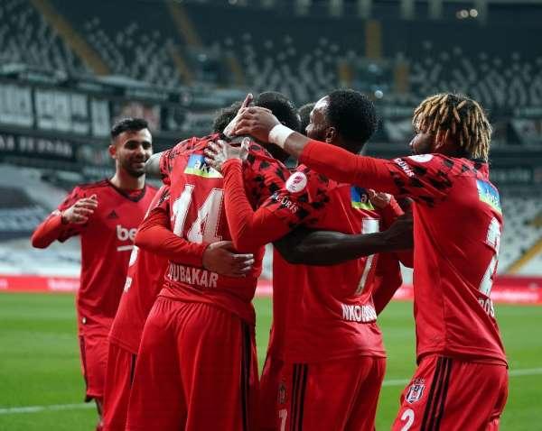 Beşiktaş 10 yıl sonra finalde