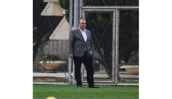 Bursaspor Başkanı Erkan Kamat: Kongre 22 Mayısta olacak