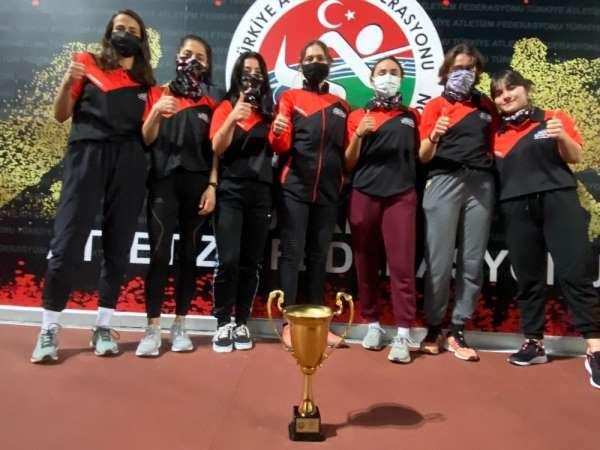 Büyükşehir sporcuları Gaziantepe Türkiye 3üncülüğü getirdi