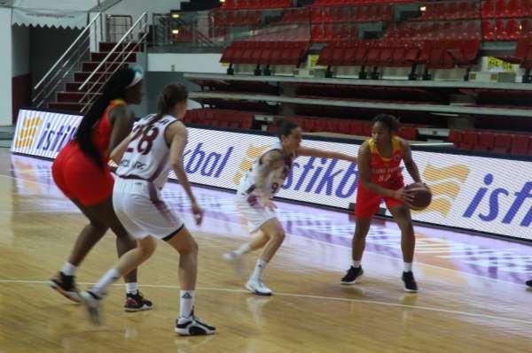 EuroCup Women: Kayseri Basketbol: 86 - Elazığ Özel İdarespor: 88