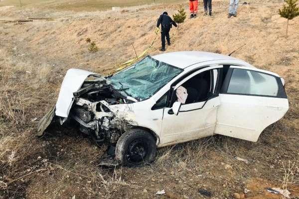 Gümüşhanede zincirleme trafik kazası: 6 yaralı