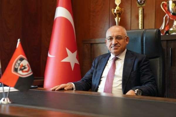 Mehmet Büyükekşi: Hedefimiz ilk beş
