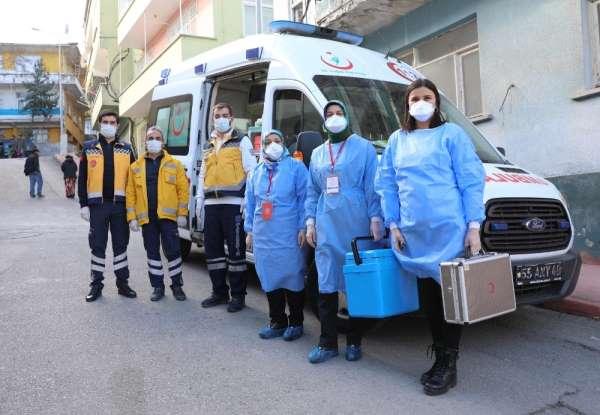 Samsun Valisi Dağlı: 236 bin vatandaşımızın aşı işlemini tamamladık