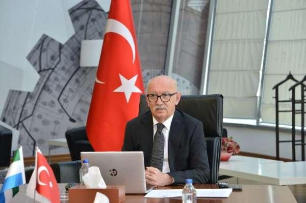 Sierra Leonenin 5 bakanından Türk iş adamlarına yatırım çağrısı