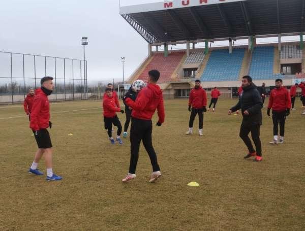 Sivas Belediyespor, Etimesgut maçına hazır