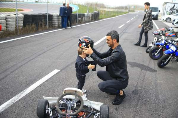 Sofuoğlu oğlunun Formula 1 yarışçısı olmasını istiyor