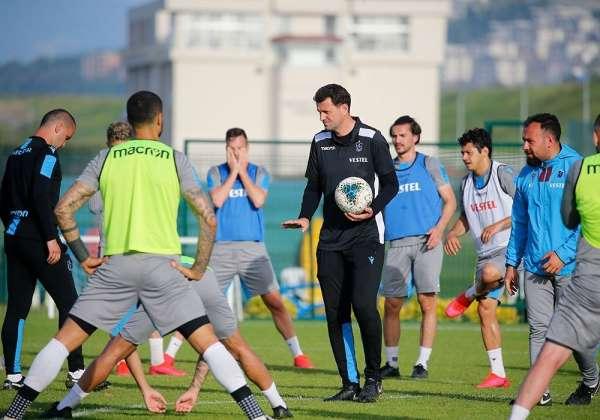 Trabzonspor iki gün ara verdi