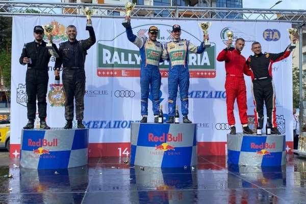 Ali Türkkan Avrupa Ralli Kupasında ikide iki yaptı