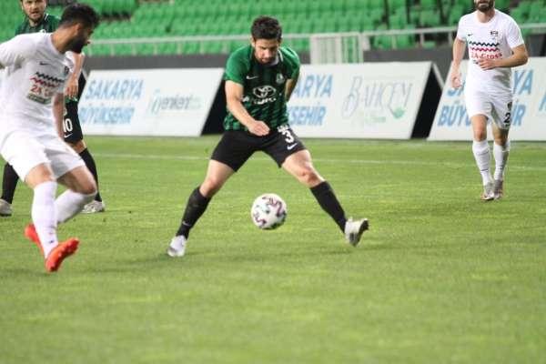 TFF 2. Lig Kırmızı Grup Play-Off Çeyrek Final: Sakaryaspor: 2 - Vanspor FK: 0