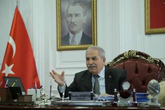 Başkan Demirtaş: 'Korona virüsü için aldığımız tedbirleri sıkılaştıracağız'