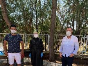 Diyarbakırspor korona virüs testinden geçti
