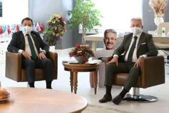 Nilüfer Belediye Başkanı Erdem'den Bursaspor'a anlamlı destek