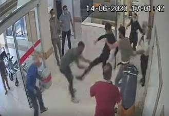 Sağlıkçılara palalı saldırıda 2 tutuklama