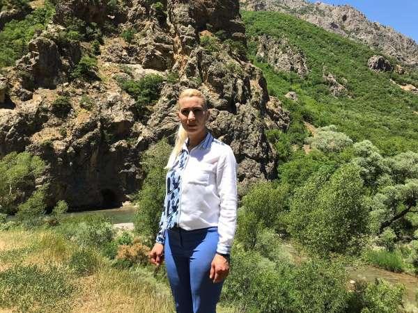 AK Partili Kılıçoğlu, Necmettin Öğretmenin kaçırıldığı yerden mesaj verdi, Hain PKK terör örgütünü lanetliyor