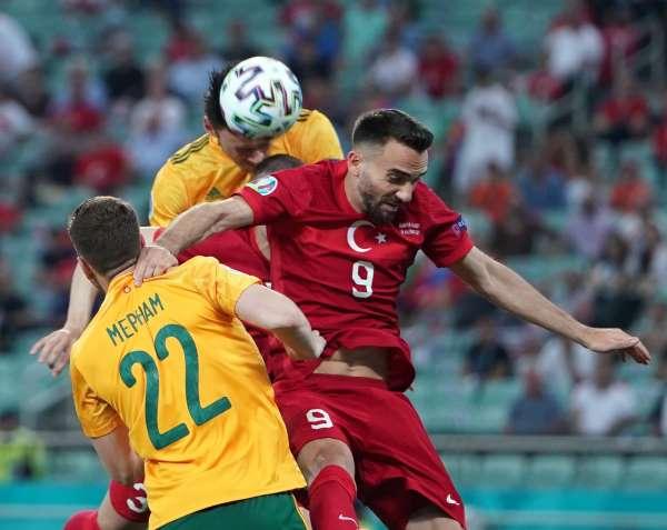 EURO 2020 Avrupa Şampiyonası: Türkiye: 0 - Galler: 2