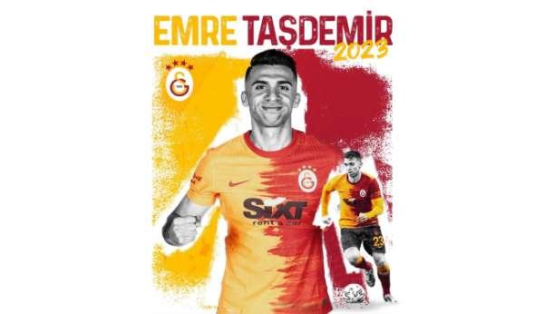 Galatasaray, Emre Taşdemirin sözleşmesini uzattı