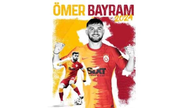 Galatasaray, Ömer Bayramın sözleşmesini uzattı