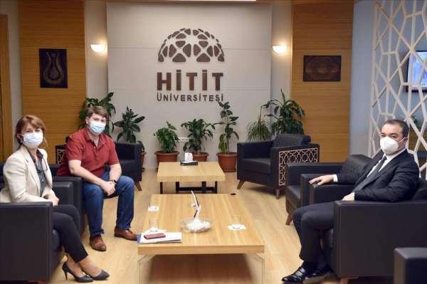 Hitit Üniversitesinin KKKA deneyimi uluslararası alanda ilgi görüyor